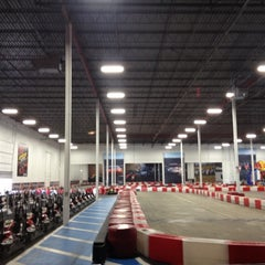 Photo taken at K1 Speed by Fred J. on 6/14/2012