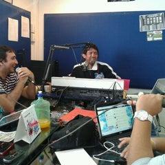 Photo taken at Radio Hit by Eddie S. on 3/28/2012