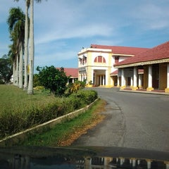 Photo taken at Sultan Abdul Hamid College by Leeza D. on 7/9/2012