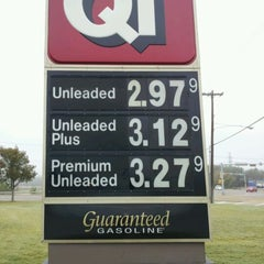 Photo taken at QuikTrip by Charles G. on 11/24/2011