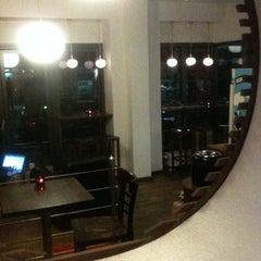 Photo taken at Batty Baristas Coffee Shop by Valezza on 12/15/2011