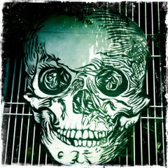 Photo taken at Museum of Death by Tom S. on 5/12/2011