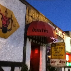 Photo taken at Dante's by Julian D. on 10/12/2011