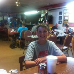 Photo taken at Witte's BBQ by Jeannie J. on 7/21/2012