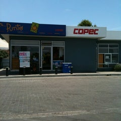 Photo taken at Copec (avda Colocolo) by Poly H. on 12/23/2011