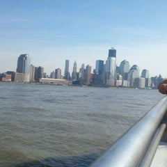 Photo taken at NY Waterway Ferry Terminal Liberty Harbor by Donna D. on 10/10/2011