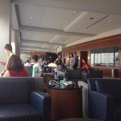 Photo taken at Admirals Club by Sam G. on 6/20/2012