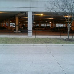 Photo taken at Southern Avenue Metro Station by Randy Y. on 2/1/2012