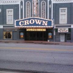 Photo taken at Crown Uptown Theatre by Luke W. on 3/22/2012