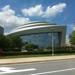 Photo taken at Cobb Energy Performing Arts Centre by Sean P. on 5/2/2012