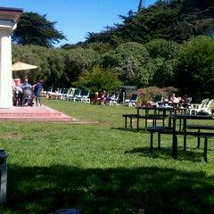 Photo taken at Park Chalet Garden Restaurant by Akshobhya on 4/21/2012