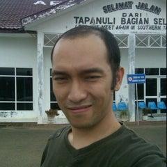 Photo taken at Aek Godang Airport by Ferdi V. on 12/26/2011