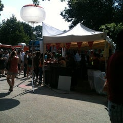 Photo taken at Red Stripe Mid Summer Music And Food Fest by Shaneil C. on 6/16/2012