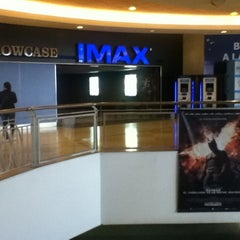 Photo taken at IMAX Theatre Showcase by Fer A. on 8/11/2012