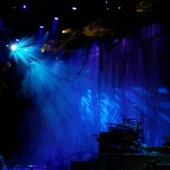 Photo taken at Nautilus Amphitheater at SeaWorld by Cheri H. on 10/2/2011