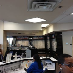 Photo taken at America's Best Contacts & Eyeglasses by James S. on 4/13/2012