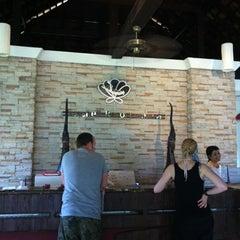 Photo taken at Seashell Resort by Pum Y. on 4/28/2012