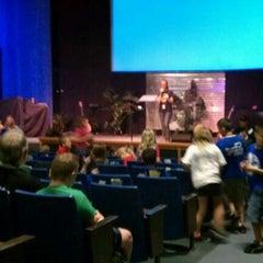 Photo taken at Edgewater Church by Jeff B. on 11/2/2011