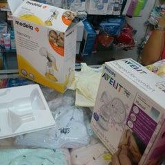 Photo taken at Tiara Baby Shop by Gani P. on 10/30/2011