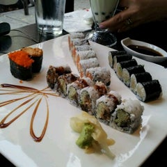 Photo taken at Kumo Sushi by kasper on 11/27/2011