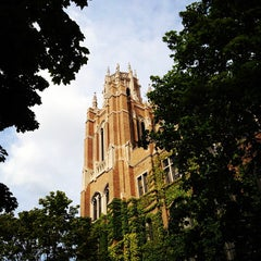 Photo taken at Marquette Hall by Father M. on 8/10/2012