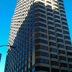 Photo taken at Parc 55 San Francisco - A Hilton Hotel by David E. on 6/21/2011