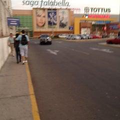Photo taken at Mall Aventura Plaza Bellavista by Melvin Néstor V. on 4/2/2012