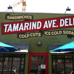 Photo taken at Tamarind Ave Deli by Aron R. on 6/13/2012