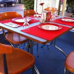 Photo taken at Pizzeria Las Delicias by Celia M. on 8/27/2012