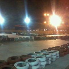 Photo taken at GKI Kart by Ricardo L. on 11/9/2011
