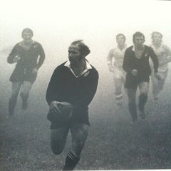 Photo taken at All Blacks Fan Clubrooms by A J. on 10/20/2011