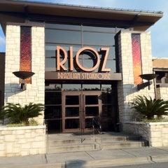 Photo taken at Rioz Brazilian Steakhouse by Kevin D. on 5/30/2012