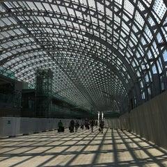 Photo taken at Stazione Torino Porta Susa by Eva . on 8/27/2012