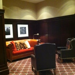 Photo taken at Sheraton Herndon Dulles Airport Hotel by Kimberly R. on 1/27/2012