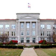 Photo taken at Carrington Hall by Missouri State University on 1/13/2011