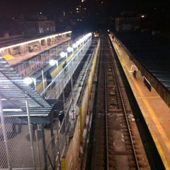 Photo taken at MTA Subway - 4th Ave/9th St (F/G/R) by James C. on 2/12/2011
