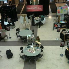 Photo taken at UWM Student Union by Jordan B. on 12/1/2011