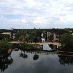 Photo taken at Fairmont Mayakoba by SeanER G. on 1/22/2012