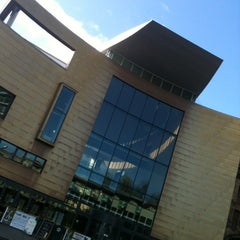 Photo taken at Colston Hall by Chris T. on 3/7/2012