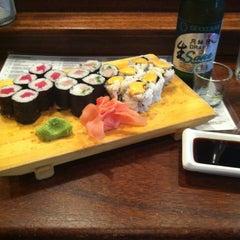 Photo taken at Kobe Japanese Steak House by Donovan D. on 7/22/2012
