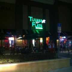 Photo taken at Tijuana Flats by Jason W. on 11/15/2011