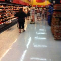 Photo taken at Walmart Supercenter by Patrick P. on 9/29/2011