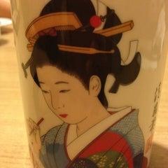 Photo taken at Kiku-Zakura (菊樱) by Elisha L. on 2/15/2012
