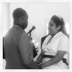 Photo taken at City Church of Compton by Mike H. on 4/21/2012