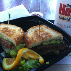 Photo taken at The Habit Burger Grill by Nancy N. on 7/20/2012