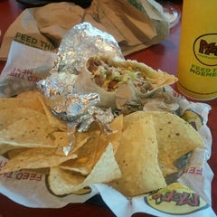 Photo taken at Moe's Southwest Grill by Justin P. on 6/15/2012