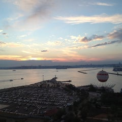 Photo taken at DoubleTree by Hilton Hotel Istanbul - Moda by Hande Y. on 6/1/2012