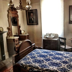 Photo taken at The Whaley House Museum by Erik R. on 2/16/2012