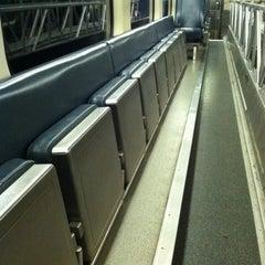 Photo taken at Metra Ho Ho Ho Train by iSapien 1. on 3/30/2012