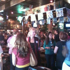 Photo taken at Sherlock's Baker Street Pub by Christina T. on 8/31/2012